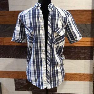 EUC Zara Man size small slim fit shirt